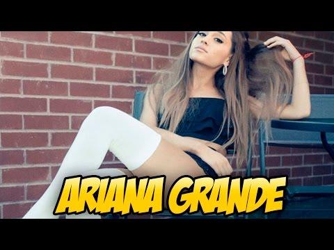 Minecraft Mod - MORPH HIDE AND SEEK - Ariana Grande Mod!!