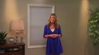 Cordless Lift And Lock Cellular Shades Feature Benefit