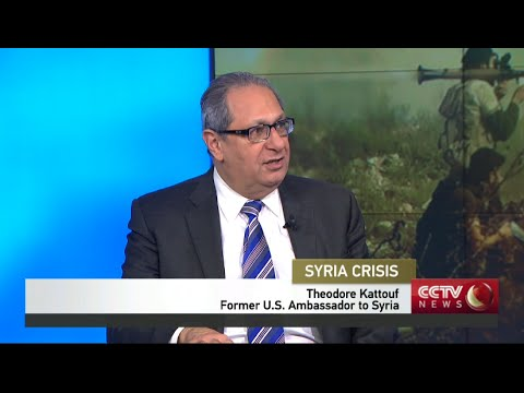 Former U.S. Ambassador to Syria Says More Efforts Are Needed in Syria