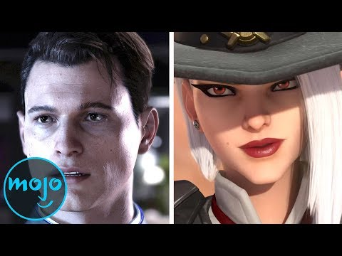 Top 10 Sexiest Video Game Characters of 2018
