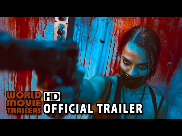 Wyrmwood Official Trailer (2015) - Australian Horror Movie HD