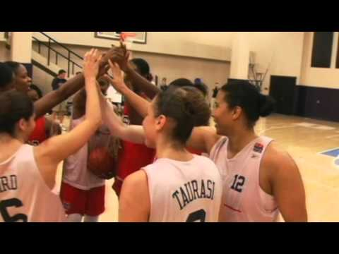 Diana Taurasi's First Time With The USA Women's Team