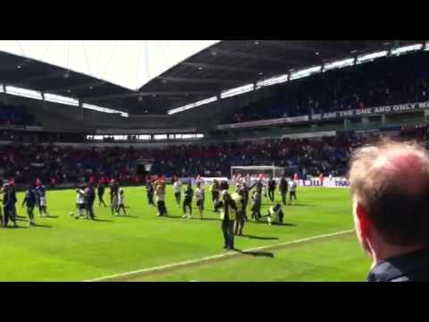Bolton wanderers end of season 2013