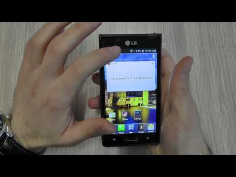 LG Optimus L7 preview CellulareMagazine