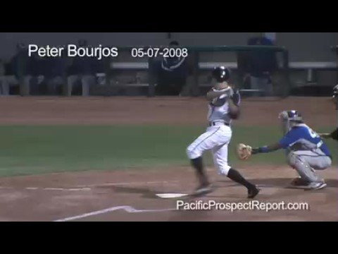 Peter Bourjos Angels Centerfield Prospect