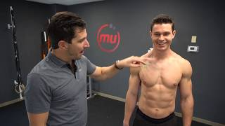 TheraGun Training Center: Pecs - MoveU