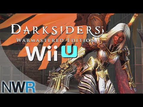 Darksiders Warmastered: Wii U VS Xbox One and 360