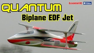 QUANTUM Biplane Sport Jet - Electric Ducted Fan (EDF)