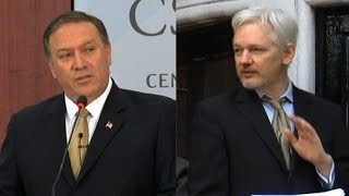 As US Preps Arrest Warrant for Assange, Greenwald Says Prosecuting WikiLeaks Threatens Press Freedom
