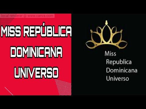 Miss RD Universo 2011 Dalia Fernandez Desfile De Despedida 2012