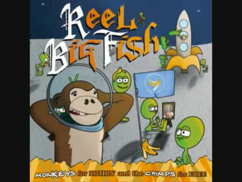 Reel Big Fish - My Imaginary Friend