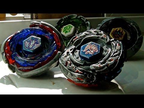 Four Season Bladers Battle Royal!!!