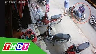 Cảnh báo tội phạm trộm cắp tài sản trong cốp xe   THDT