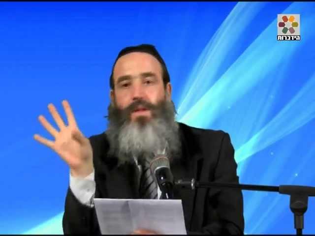 הרב יצחק פנגר- לא מבין כלום