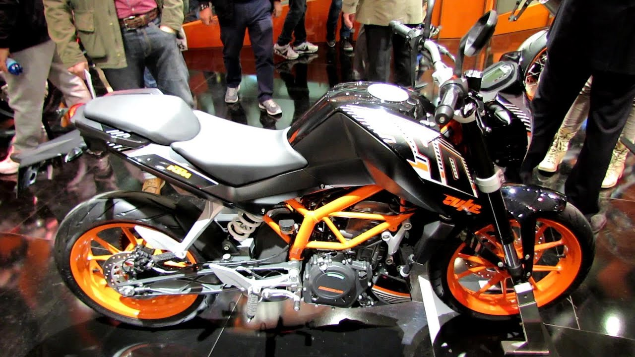 Ktm Duke New Bikes 2014 Ktm 390 Duke Walkaround