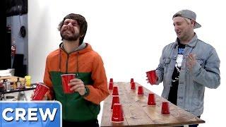 Hot Sauce Flip Cup