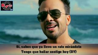 download lagu Luis Fonsi Ft. Daddy Yankee - Despacito Letra gratis