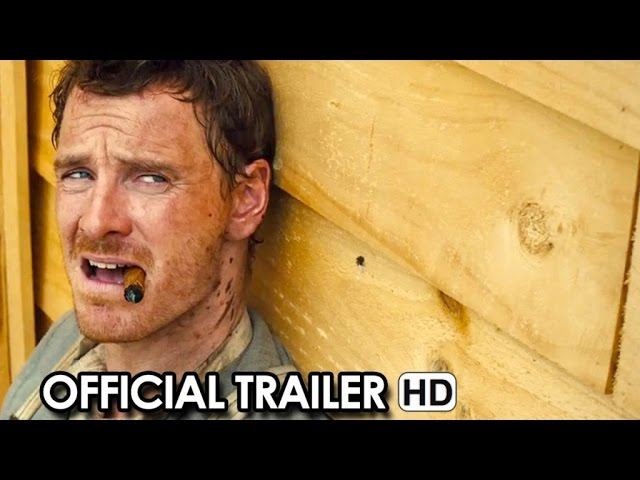 Slow West Official Trailer (2015) - Michael Fassbender Action Movie HD