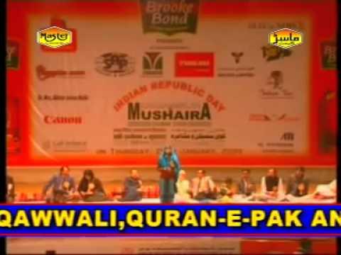 Nikhat Amrohvi 'superhit Mushaira Video In 2014'.mp4 video