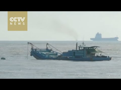 South China Sea: Fishermen head to Taiping Island for protest