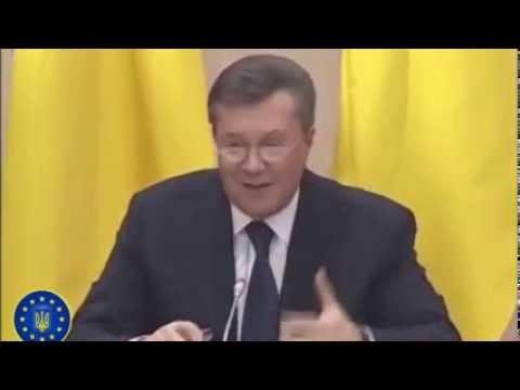 Светлаков vs Янукович!