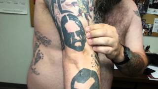 Tattoo Stories With Driver