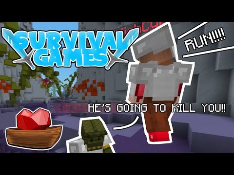 Is This Team Survival Games | Minecraft LBSG Survival Games