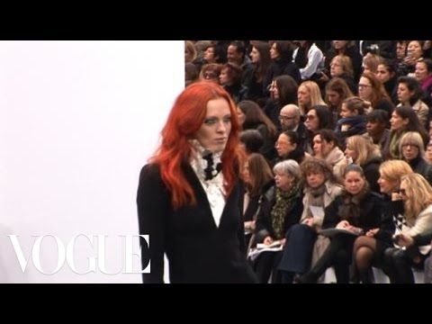 Chanel: Fall 2009 RTW Video