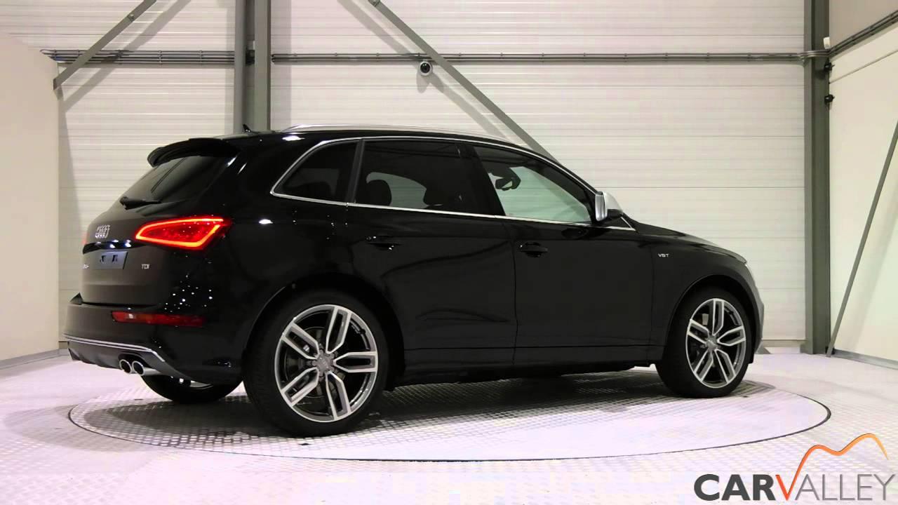 Audi Sq5 Phantom Black Youtube