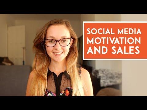 Business prt 2: Motivation, Social Media & Sales