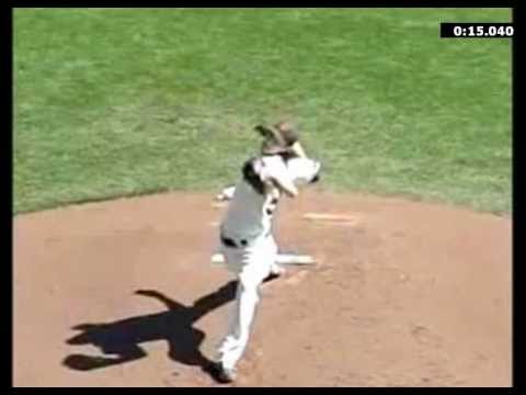 Tim Lincecum Pitching Mechanics