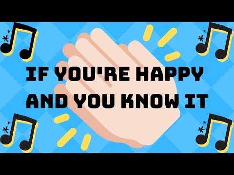download lagu If You Are Happy gratis