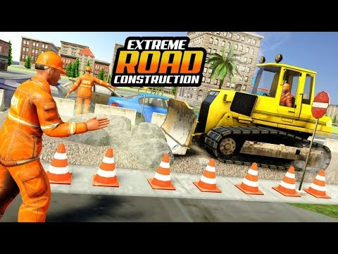 Highway Road Construction: City Road Builder (by Gaming Storm) - Android Gameplay