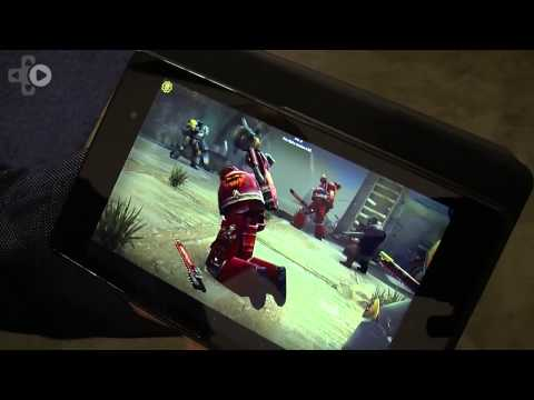 Warhammer 40000 Space Wolf Nvidia Shield Gameplay Walkthrough