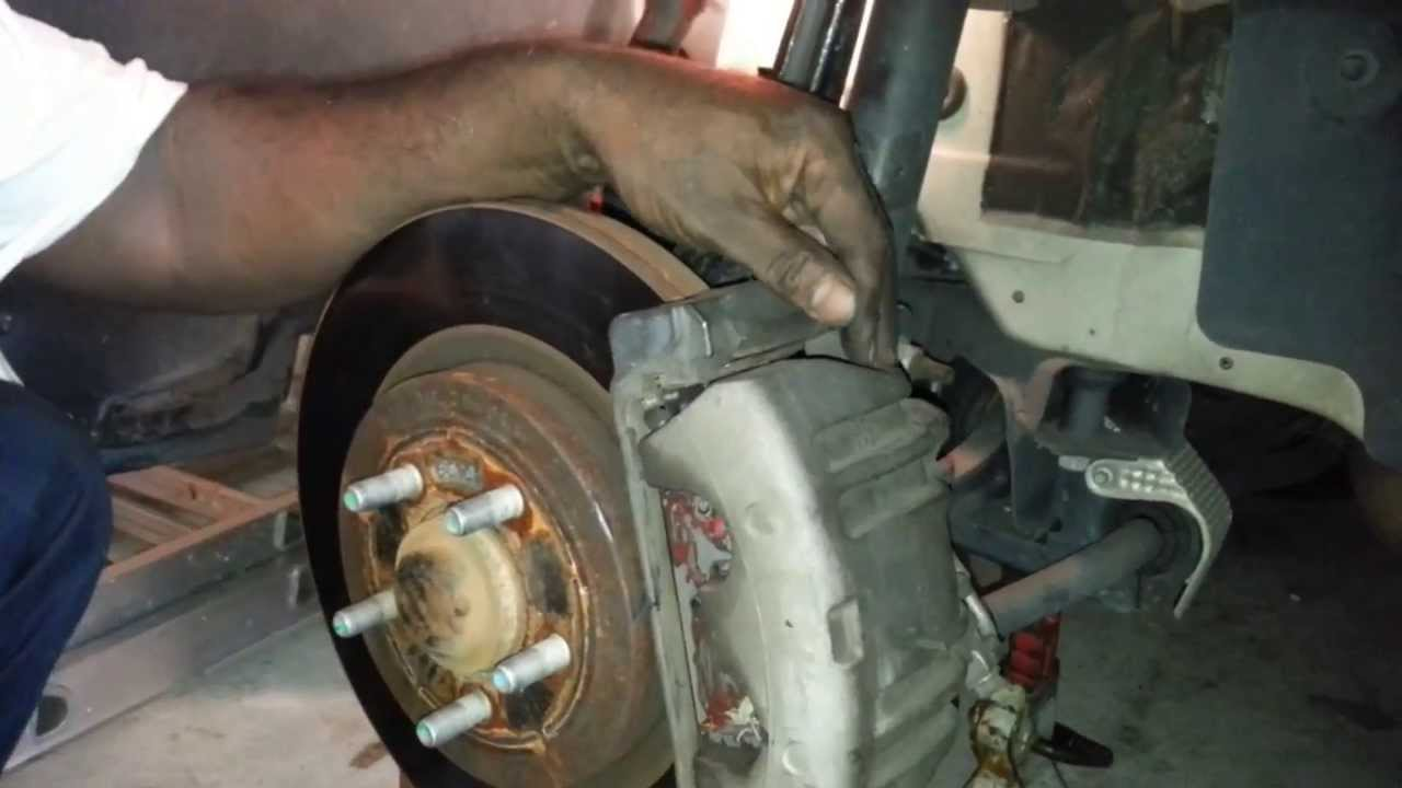 How To Change Dodge Charger Ball Joint Brakes Rotors