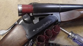 Slicking up your Stoeger Coach gun