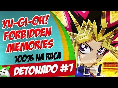 Yu-Gi-Oh Forbidden Memories - Detonado 100% Capitulo 1