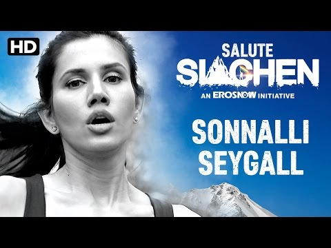 Salute Siachen | Sonnalli Seygall - Introduction
