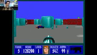 Wolfenstein 3D Jumpscare