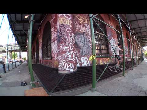 2010 Concrete Wave Evolutions DVD - Bustin Boards:  Push Culture Longboarding NYC