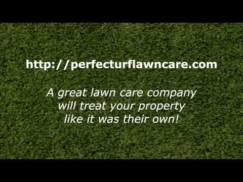 Lawn care in Racine Wisconsin by Perfecturf Lawn Care of Franksville Wi