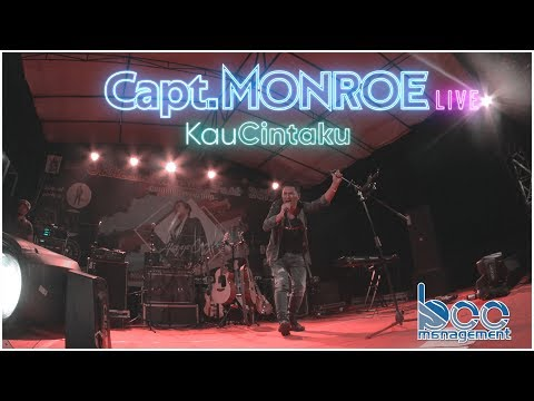 Download  Capt. Monroe - Kau Cintaku | LIVE at STIKES Sukabumi Gratis, download lagu terbaru