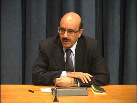 Masood Khan On Syria video