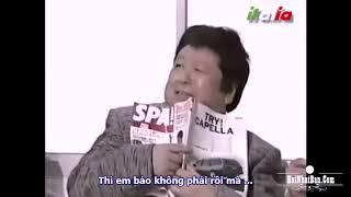 Mr Kenshi   Hài Nhật Bản   Đại ca Mafia