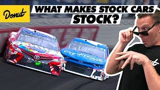 The Science of Stock - NASCAR RULES | SCIENCE GARAGE