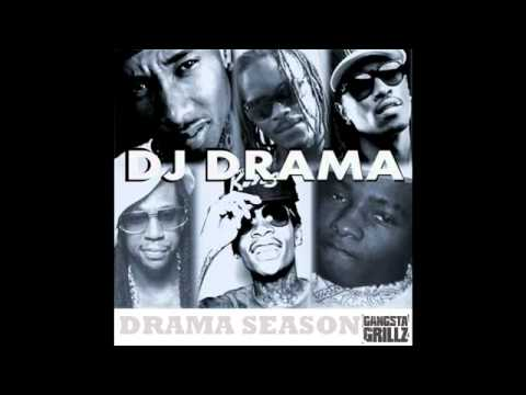 - DJ DRAMA - Cassidy  - All Alone