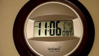 Skyscan Atomic Clock Manual 86722alu