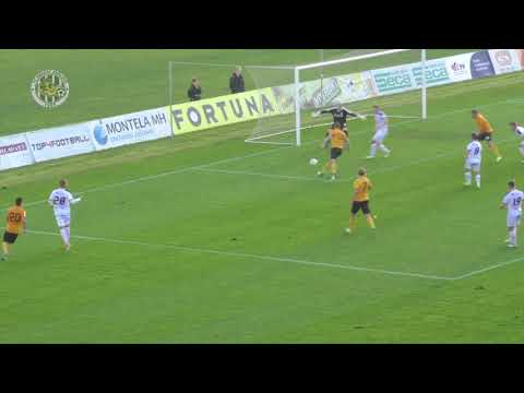 FNL2017/18 12.kolo FC Hradec Králové - FK BANÍK Sokolov 0:1