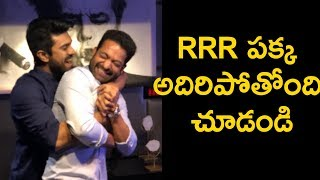Jr NTR About RRR Movie  | Jr NTR Gives Clarity On Multi Starrer With Ram Charan  |  SS Rajamouli