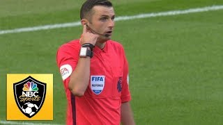 VAR mars thrilling Manchester City-Tottenham clash | Premier League | NBC Sports